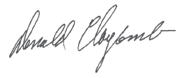 ClaycombSignature