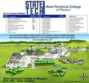 Map Final State Technical College Of Missouri