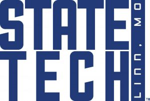 Official Logo One Color Blue