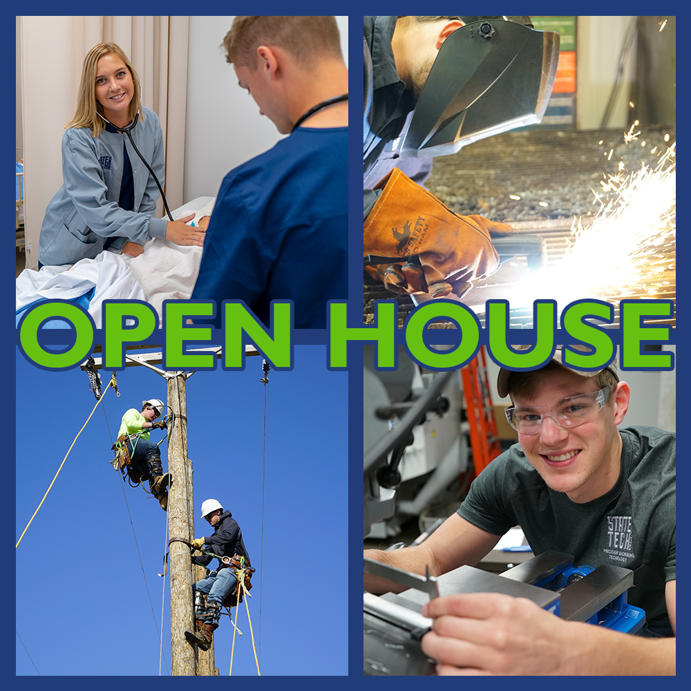 Open house email