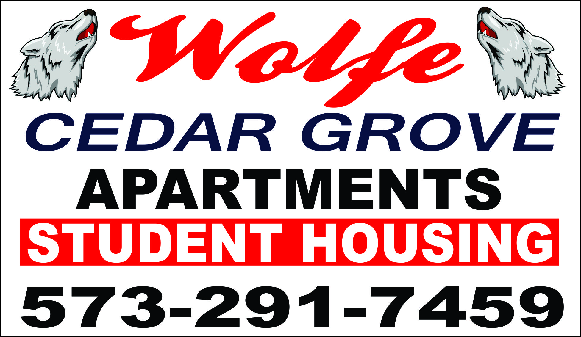 Wolfe Sign
