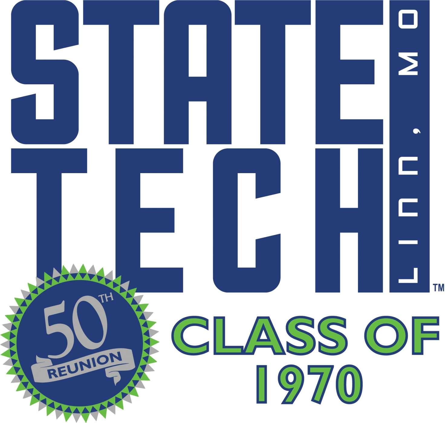 Class of 1970 Logo 50 Years