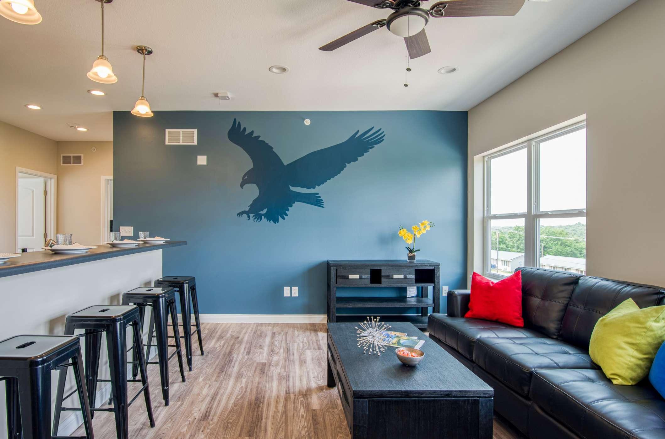 eagles nest interior